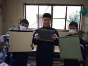 楠中学校2年生が職場体験に来ました。